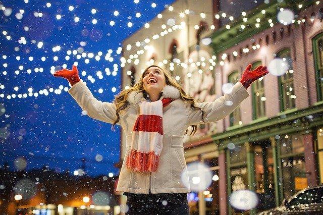 radost z vánoc
