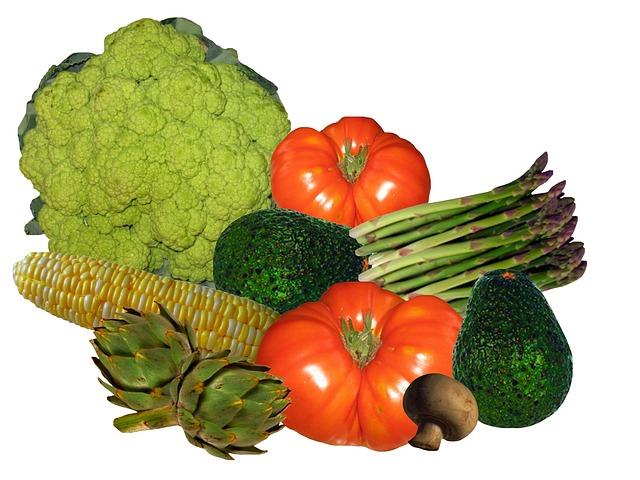 zelenina na vaření