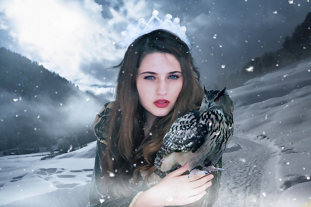 sněhová královna