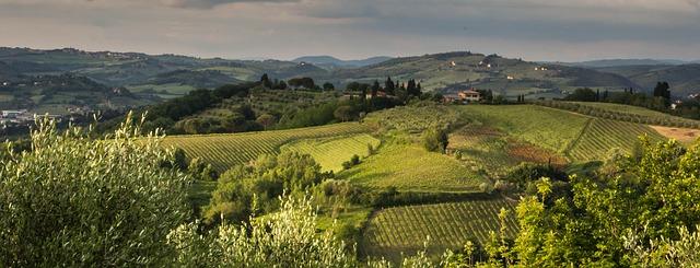 panorama Talianska