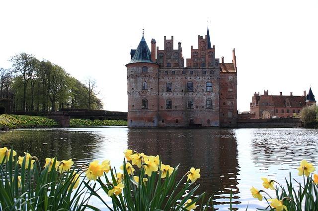 Dánský zámek