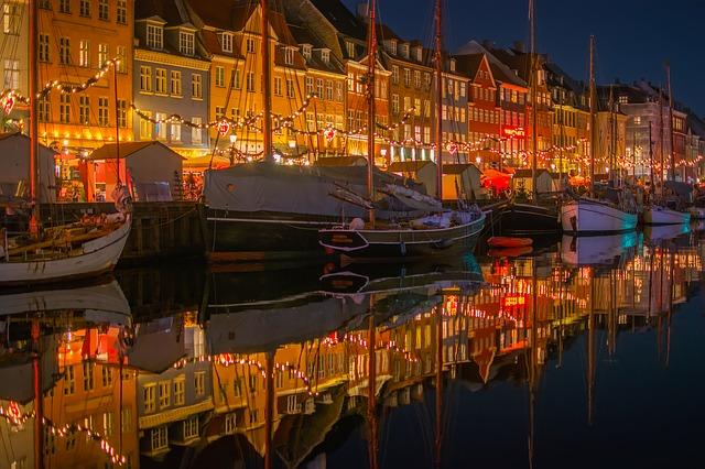 město Nyhavn